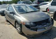 2006 HONDA CIVIC LX #1167840787