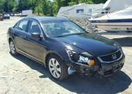 2009 HONDA ACCORD EXL #1175286901