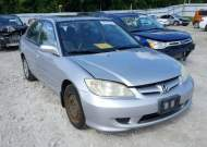 2004 HONDA CIVIC SI #1197333531