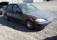 1997 HONDA CIVIC DX #1197897147
