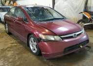 2008 HONDA CIVIC EXL #1243669487