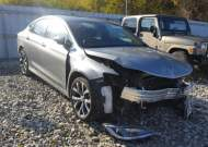 2016 CHRYSLER 200 C #1256371374