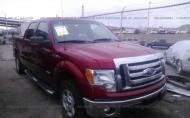 2012 FORD F150 SUPERCREW #1257612981