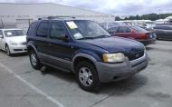 2002 FORD ESCAPE XLT #1259201911
