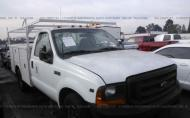 2000 FORD F350 SRW SUPER DUTY #1259732621
