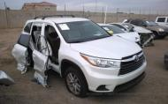 2016 TOYOTA HIGHLANDER LE/LE PLUS #1259777411
