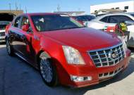 2013 CADILLAC CTS PERFOR #1263523764