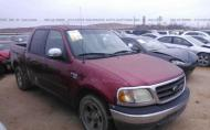 2001 FORD F150 SUPERCREW #1272069807