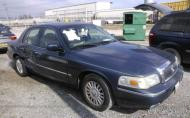 2007 MERCURY GRAND MARQUIS LS #1275683377