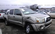 2008 TOYOTA TACOMA DOUBLE CAB PRERUNNER #1275701364