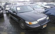 2000 MERCURY GRAND MARQUIS GS #1276503937