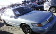 1999 MERCURY GRAND MARQUIS GS #1276503997