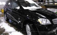 2008 MERCEDES-BENZ ML 350 #1279417264