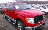2012 FORD F150 SUPERCREW #1283672194