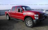 2008 FORD F250 SUPER DUTY #1283674081