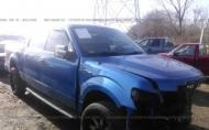 2013 FORD F150 SUPERCREW #1285433147