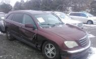 2007 CHRYSLER PACIFICA TOURING #1289449354