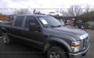 2008 FORD F250 SUPER DUTY #1290070594