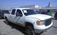 2008 GMC SIERRA K2500 HEAVY DUTY #1290916924