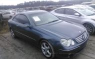 2005 MERCEDES-BENZ CLK 320C #1290935104