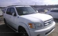 2004 TOYOTA SEQUOIA LIMITED #1291306587
