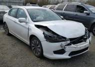 2014 HONDA ACCORD HYB #1293219474