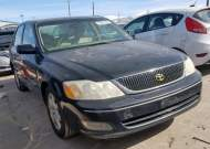 2001 TOYOTA AVALON XL #1293219937