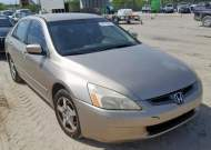 2005 HONDA ACCORD HYB #1293261134