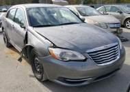 2012 CHRYSLER 200 LX #1294485931
