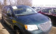 2009 CHRYSLER TOWN & COUNTRY TOURING #1299110667