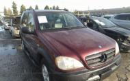 1998 MERCEDES-BENZ ML 320 #1302931721