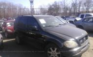 2000 MERCEDES-BENZ ML 430 #1303313184