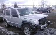 2008 JEEP COMMANDER LIMITED #1304850057