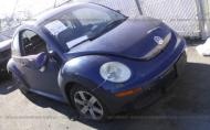 2006 VOLKSWAGEN NEW BEETLE 2.5L OPTION PACKAGE 1 #1306131014