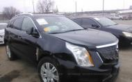 2012 CADILLAC SRX LUXURY COLLECTION #1306727177