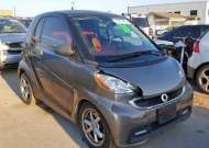 2013 SMART FORTWO PUR #1309961221