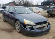 2005 HONDA ACCORD HYB #1314264117