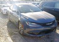 2015 CHRYSLER 200 S #1315457421
