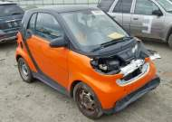 2014 SMART FORTWO PUR #1316636381