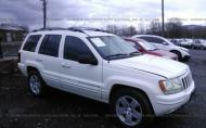 1999 JEEP GRAND CHEROKEE LIMITED #1317001527