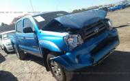 2009 TOYOTA TACOMA DOUBLE CAB PRERUNNER #1318854157