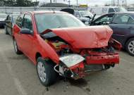 2007 FORD FOCUS ZX3 #1319125931