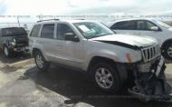 2010 JEEP GRAND CHEROKEE LAREDO #1319431284