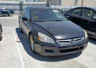 2007 HONDA ACCORD EX #1319729927