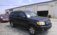 2003 TOYOTA SEQUOIA LIMITED #1323680531