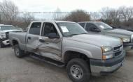 2006 CHEVROLET SILVERADO C2500 HEAVY DUTY #1333098704