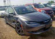 2016 CHRYSLER 200 S #1334721164