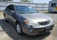 2003 TOYOTA CAMRY LE #1334733954