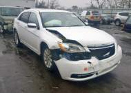 2014 CHRYSLER 200 LIMITE #1335300957
