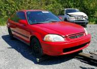 1996 HONDA CIVIC SI #1335352567